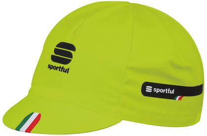 Sportful Team Cycling Cap kapa fluo rumena